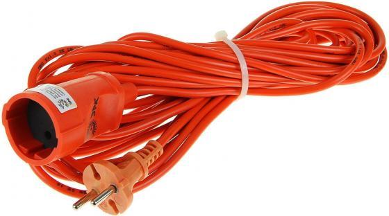 Удлинитель Эра UP-1-2x1.0-10m 1 розетка 10 м оранжевый 6mm dia ratio 2 1 heat shrinkable tube shrink tubing 10m blue