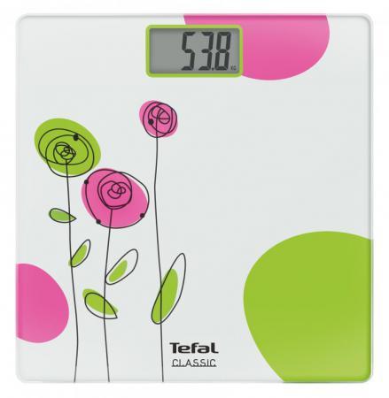 Весы напольные Tefal PP1113V0 цветной цена и фото