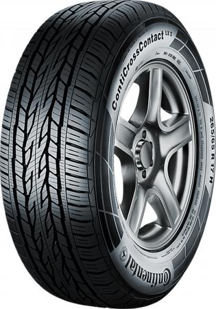 Шина Continental ContiCrossContact LX2 235/65 R17 108H XL летняя шина continental conticrosscontact lx2 245 70 r16 111t