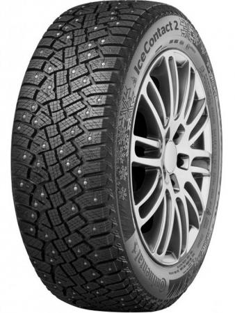 Шина Continental IceContact 2 245/40 R19 98T шины continental icecontact 2 suv 245 55 r19 103t
