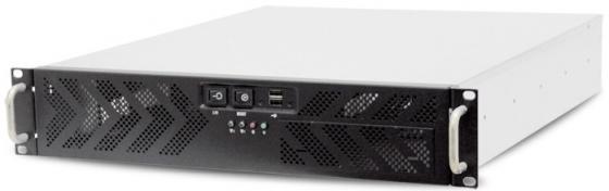лучшая цена Серверный корпус 2U AIC RMC-2T Без БП чёрный RMC-2T-0-0-00L