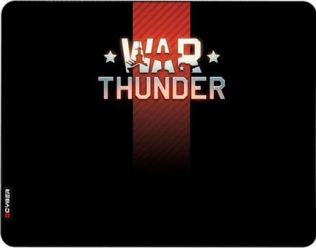 Коврик для мыши Qcyber Taktiks Expert War Thunder QC-04-004DV03 цена