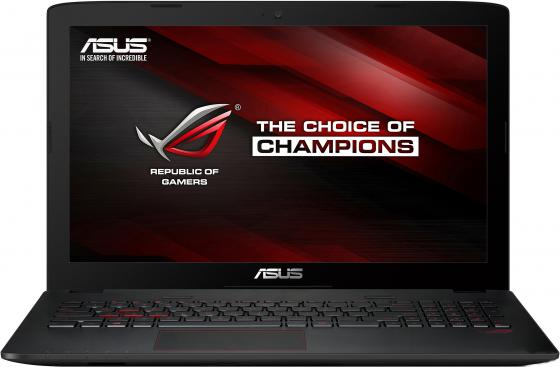 Ноутбук ASUS GL552VW-CN866T 15.6 1920x1080 Intel Core i5-6300HQ 1 Tb 8Gb nVidia GeForce GTX 960M 4096 Мб черный Windows 10 90NB09I1-M10940 samsung rs 552 nruasl
