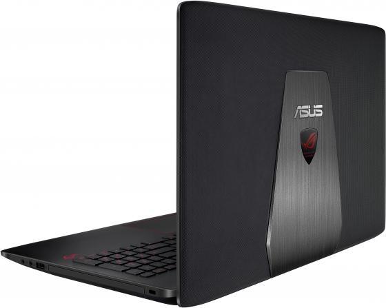 """Ноутбук ASUS GL552VW-CN866T 15.6"""" 1920x1080 Intel Core i5-6300HQ 1 Tb 8Gb nVidia GeForce GTX 960M 4096 Мб черный Windows 10 90NB09I1-M10940"""