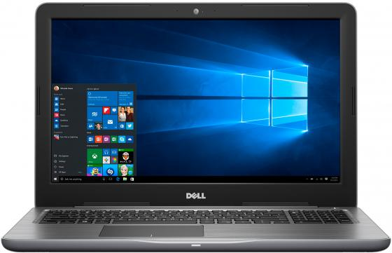 Ноутбук DELL Inspiron 5567 15.6 1920x1080 Intel Core i5-7200U 1 Tb 8Gb Radeon R7 M445 4096 Мб черный Linux 5567-0590 ноутбук dell inspiron 5567 5567 1998 5567 1998