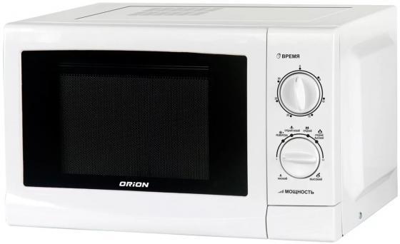 Микроволновая печь Orion MWO-S1802MW 700 Вт белый