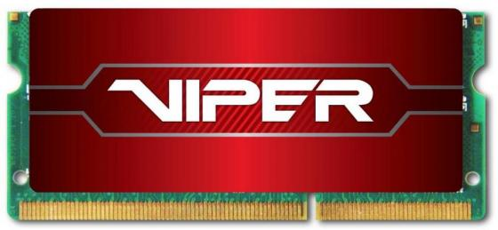 Оперативная память для ноутбуков SO-DDR4 16Gb PC4-17000 2133MHz DDR4 DIMM Patriot PV416G213C4S