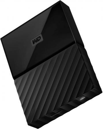 Внешний жесткий диск 2.5 USB3.0 2 Tb Western Digital WDBUAX0020BBK-EEUE черный жесткий диск western digital 2 tb 17x11x2 см алюминий сталь