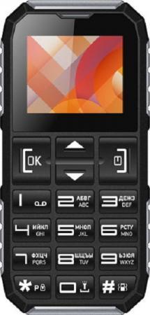 """все цены на Мобильный телефон Vertex C307 черный серебристый 1.77"""" онлайн"""