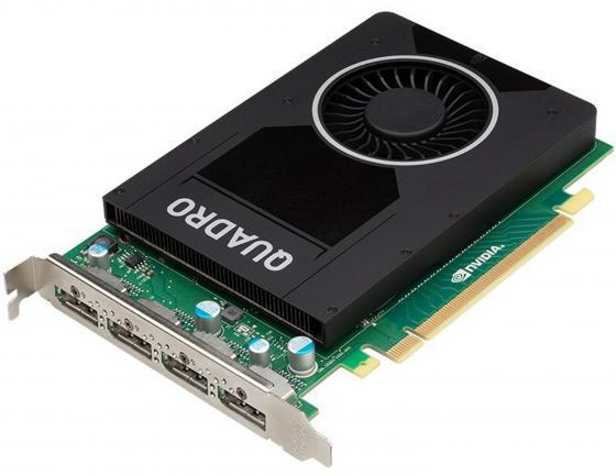 Видеокарта DELL Quadro M2000 490-BDER PCI-E 4096Mb GDDR5 128 Bit Retail видеокарта 8192mb dell firepro w7100 490 bcll