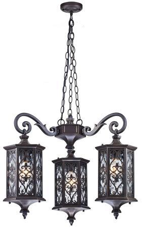 Уличный подвесной светильник Maytoni Canal Grande S102-73-43-R