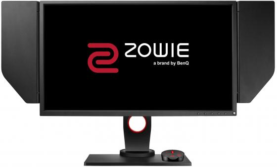 Монитор 24 BENQ XL2540 черный TFT-TN 1920x1080 400 cd/m^2 1 ms DVI HDMI DisplayPort Аудио USB