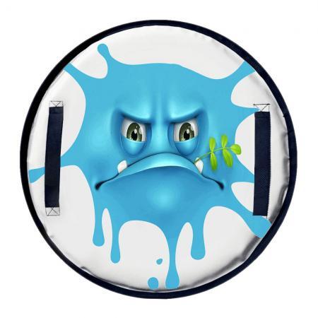 Ледянка RT №2 голубой пластик