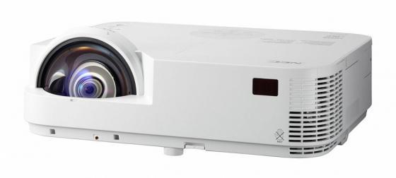 Проектор NEC M303WS 1280x800 3000 люмен 10000:1 белый проектор nec v332x v332xg 1024x768 3300 люмен 10000 1 белый