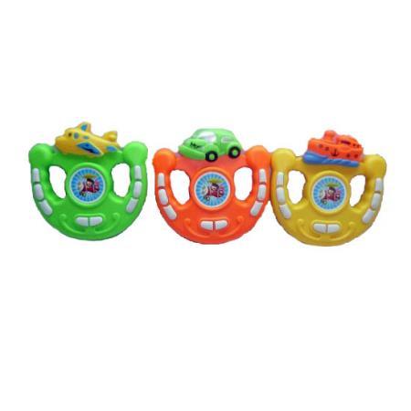 Интерактивная игрушка Shantou Gepai Веселые гонки 699D от 3 лет в ассортименте shantou gepai руль музыкальный веселые гонки со светом и звуком shantou gepai