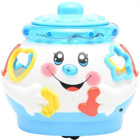 Интерактивная игрушка Shantou Gepai Горшочек от 3 лет разноцветный 915 интерактивная игрушка shantou gepai я тоже рулю 2213 от 3 лет в ассортименте