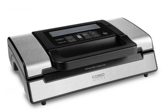 Вакуумный упаковщик CASO FastVAC 500 упаковщик вакуумный status bv 500