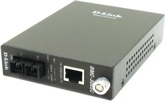 Медиаконвертер D-LINK DMC-300SC/D8A d link dmc 300sc