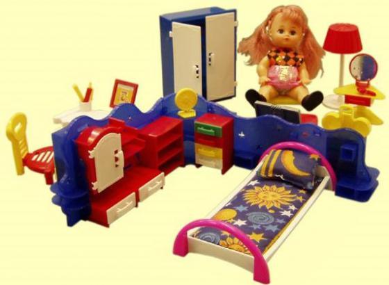 Купить Набор мебели ФОРМА Кристина, Аксессуары для кукол