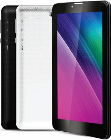 Планшет GINZZU GT-7050 7 8Gb черный Wi-Fi Bluetooth 3G Android GT-7050 Black планшет ginzzu gt x770 black mtk8735m 1