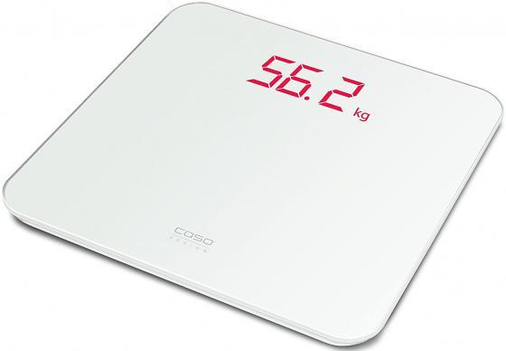 Весы напольные CASO BS 1 белый весы напольные caso body energy