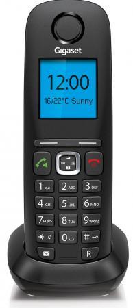 Телефон IP Gigaset A540 IP черный телефон gigaset c530