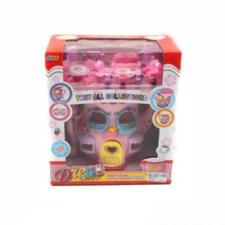 Домик Shantou Gepai Чайник 666-615 игрушка shantou gepai машина перевертыш 666 858