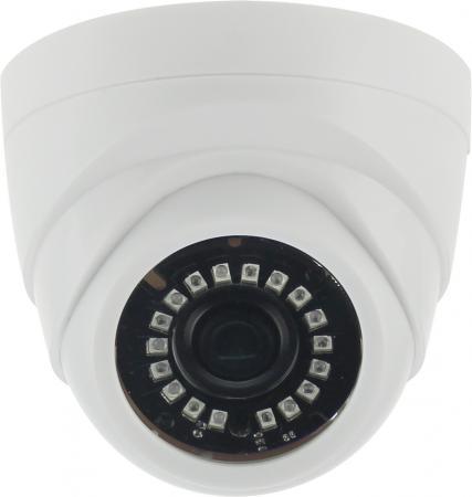 Камера видеонаблюдения Orient AHD-940-OT10C-4 внутренняя цветная 1/4 CMOS 6мм ИК до 20м камера видеонаблюдения orient ip 940 oh10b ip 940 oh10b