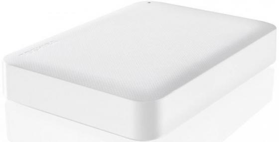 Внешний жесткий диск 2.5 USB 3.0 500Gb Toshiba Canvio Ready белый HDTP205EW3AA