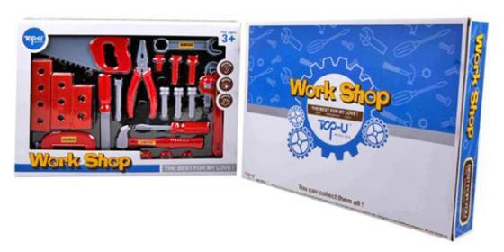 Набор инструментов Shantou Gepai Work Shop TP327