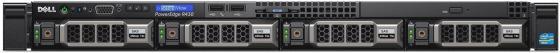 Сервер Dell PowerEdge R430 210-ADLO-200 сервер dell poweredge r430 210 adlo 81