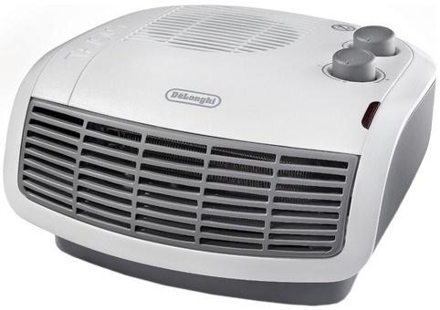 Тепловентилятор DeLonghi HTF 3031 2200 Вт белый