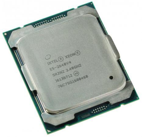 Процессор Dell Intel Xeon E5-2640v4 2.4GHz 25M 338-BJET