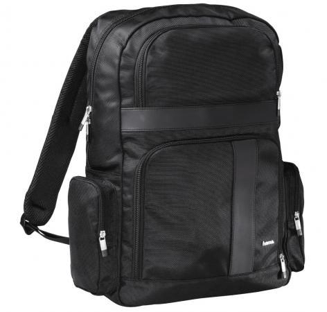 Фото - Рюкзак для ноутбука 17.3 HAMA Dublin Pro полиэстер черный 00101274 dublin 100