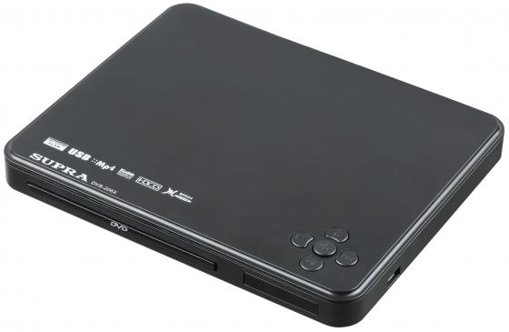 Проигрыватель DVD Supra DVS-206X черный проигрыватель dvd supra dvs 301x
