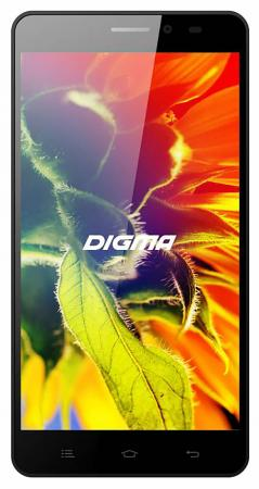 Смартфон Digma Vox S505 3G черный 5 8 Гб Wi-Fi GPS 3G VS5017MG 388932 смартфон micromax q338 черный 5 8 гб wi fi gps 3g