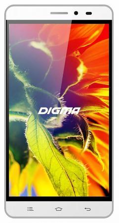 Смартфон Digma Vox S505 3G белый 5 8 Гб Wi-Fi GPS 3G 388936 смартфон digma s505 3g vox черный