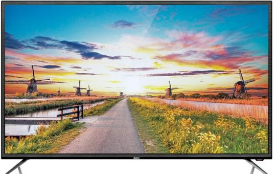 "цены на Телевизор LED 32"" BBK 32LEX-5027/T2C черный 1366x768 50 Гц Wi-Fi RJ-45 SCART VGA  в интернет-магазинах"
