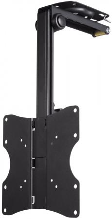 Кронштейн HAMA Curved TV 118654 черный для ЖК ТВ 19-46 настенный max 20 кг кронштейн для тв hama h 118104 black