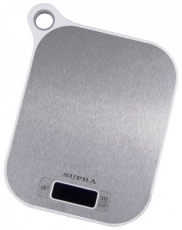 Весы кухонные Supra BSS-4077 белый весы кухонные supra bss 4077 белый 10954