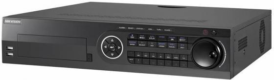Видеорегистратор сетевой Hikvision DS-8116HQHI-F8/N 1920x1080 8хHDD USB2.0 до 16 каналов