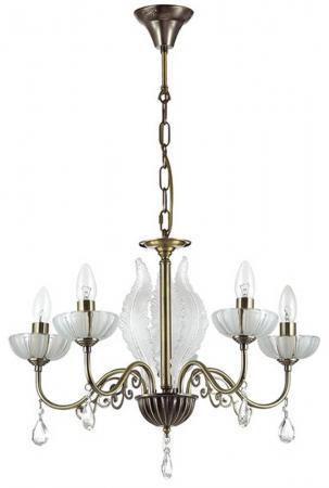 Подвесная люстра Odeon Light Perlita 3138/5 original supply 3138 158 64202 me5p 23 3138 6254 3 used disassemble