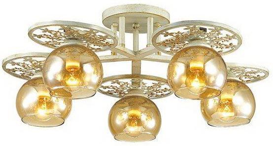 Потолочная люстра Lumion Lunett 3234/5C lumion потолочная люстра lumion lunett 3234 3c