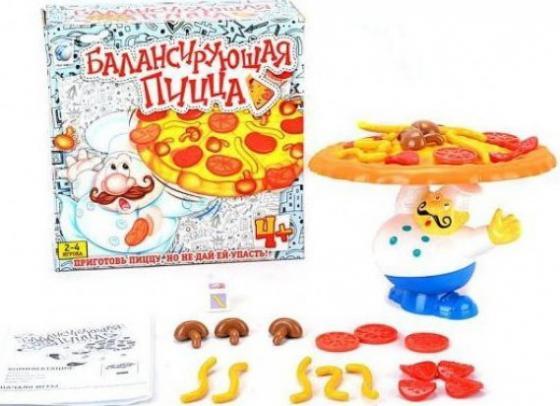 Настольная игра логическая Балансирующая пицца 707-45 игра настольная юный повар пицца 20х3 5х24 5см