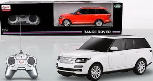 Машинка на радиоуправлении Shantou Gepai 1:24, Range Rover Sport, 20см от 5 лет пластик в ассортименте 30300 цена