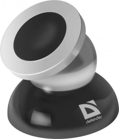 Автомобильный держатель Defender CH-106+ 360° для смартфонов черный 29106 держатель автомобильный defender ch 106 29106