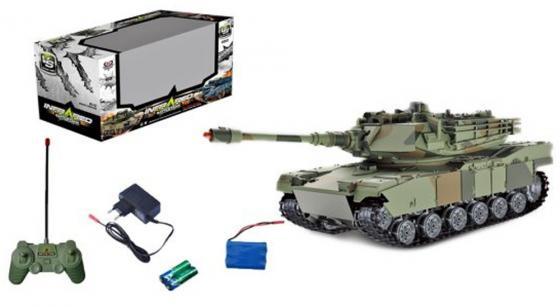 Танк на радиоуправлении Shantou Gepai Infared ассортимент от 3 лет пластик 333-TK01 игрушка shantou gepai танк 369 32