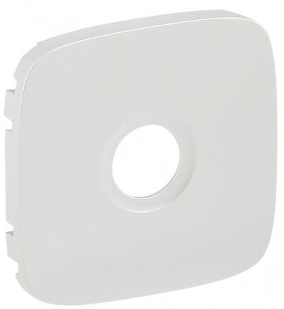 Лицевая панель Legrand Valena Allure для розеток ТВ жемчуг 754769 лицевая панель legrand valena allure розетки tv жемчуг 754769