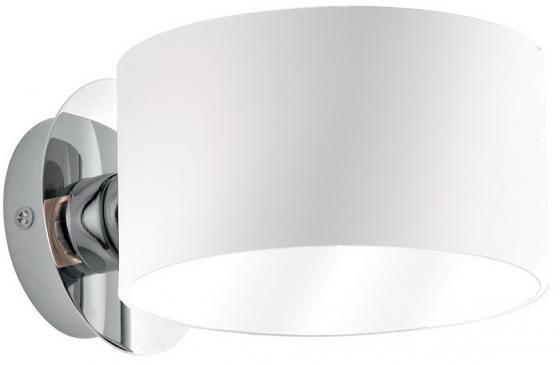 Настенный светильник Ideal Lux Anello AP1 Bianco ideal lux настенный спот ideal lux zenith ap1 bianco
