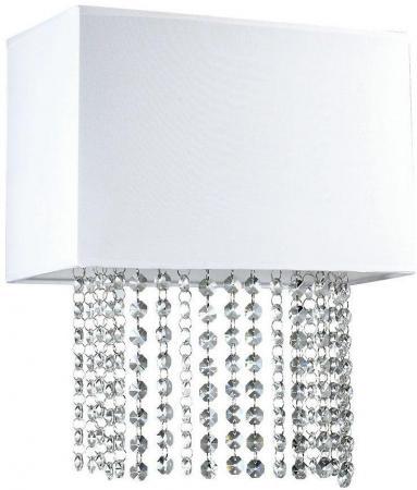 Настенный светильник Ideal Lux Phoenix AP2 Bianco